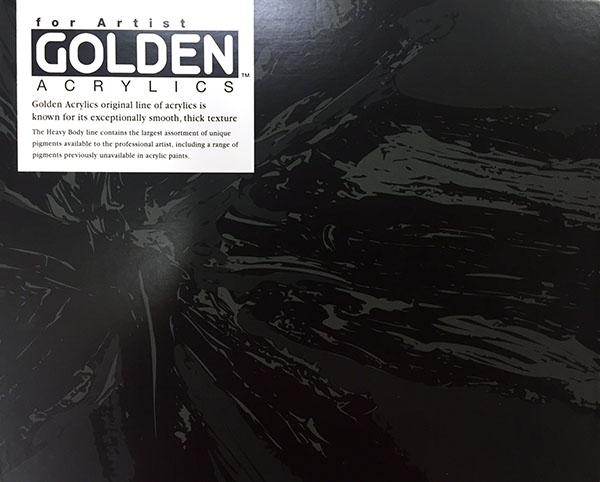 GOLDEN(黄金)碱水抒情詩20ml 24色安排