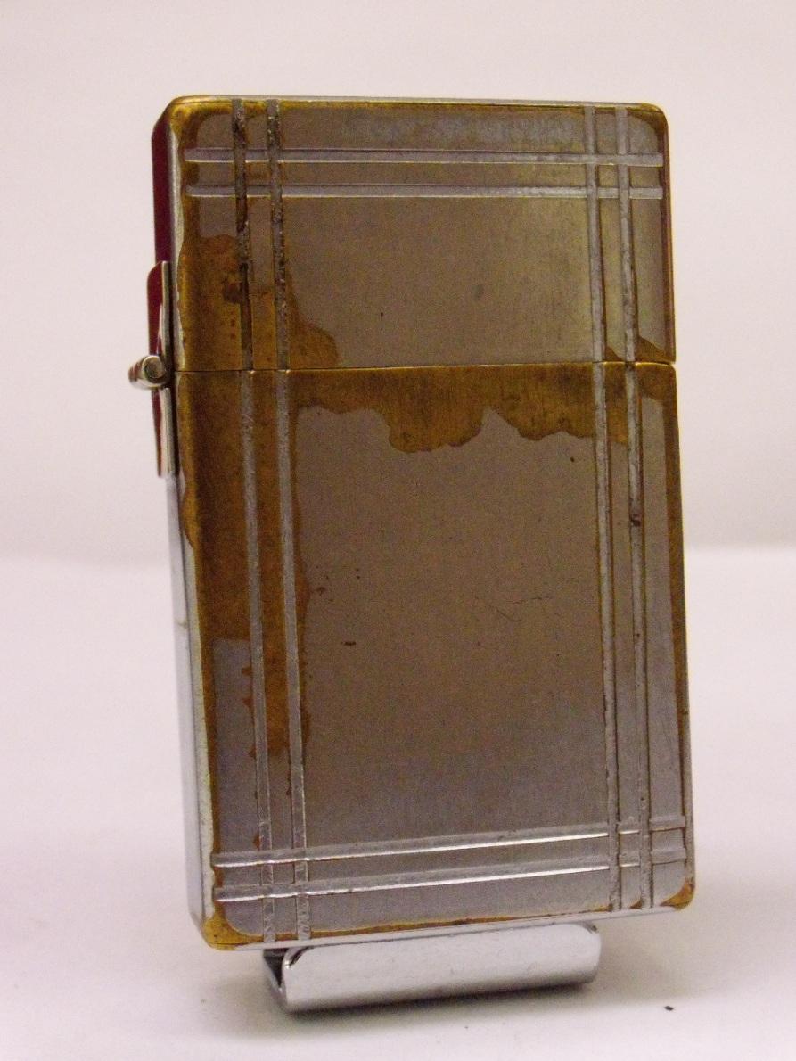 【保存資料】ビンテージZippo 1933年製 プロトタイプ  修理品
