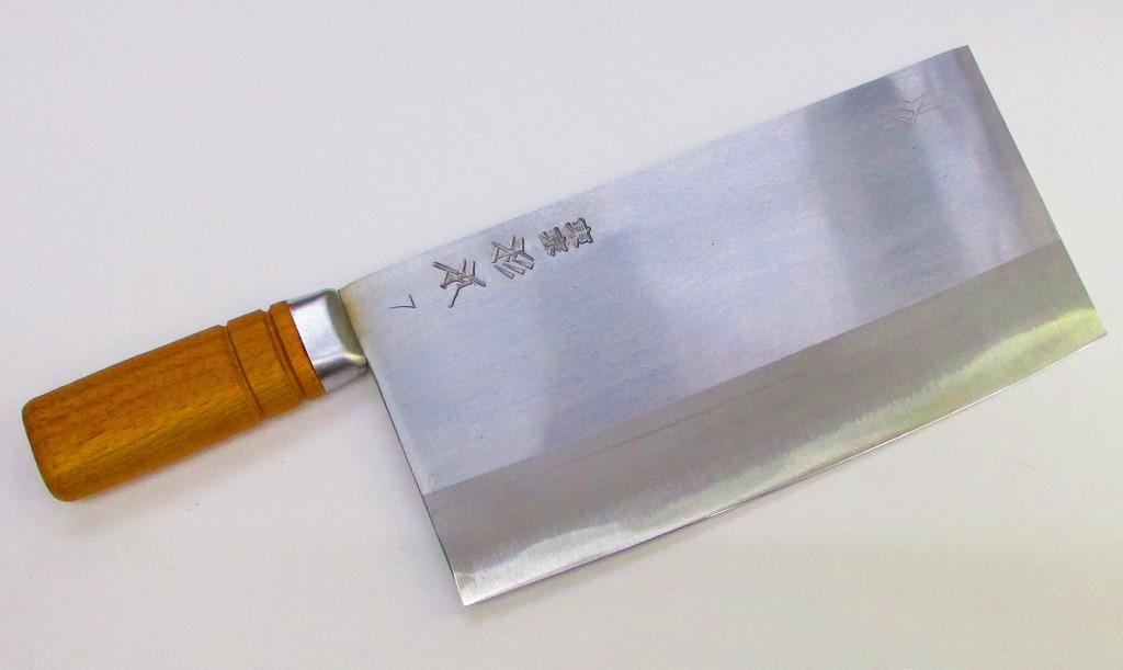杉本 杉本 中華包丁 7号 (530グラム) はがね製 7号 日本製 No.4007Sugimoto Cutlery Cleaver Chinese Cleaver #7 Carbon Steel, 益田製茶:a7e977c0 --- sunward.msk.ru