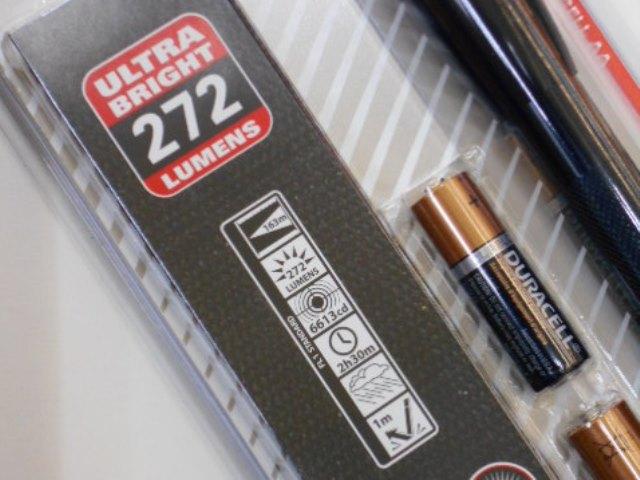 MINI MAGLITE PRO LED mini Maglite Pro LED flashlight 2 AA black