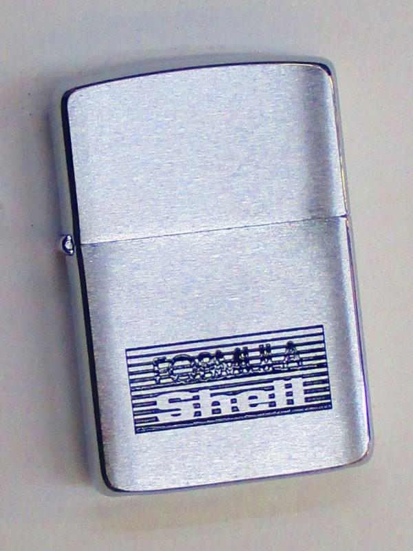 最安価格 ビンテージZippo フォーミュラー・シェル FORMULA SHELL 日本向け大刻印 SHELL 1986年製 未使用 未使用 1986年製 (Z2-128), Miotto Line (ミュオットライン):b5743860 --- konecti.dominiotemporario.com