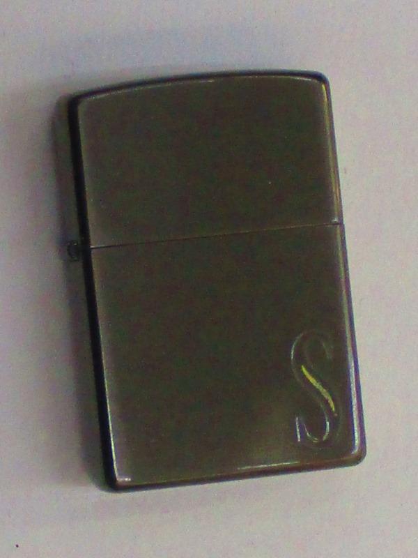 セブンスター スモールSデザイン ダークグレーコーティングZippo 2000年製 未使用 (TB-17) JT 日本たばこ SEVEN STAR