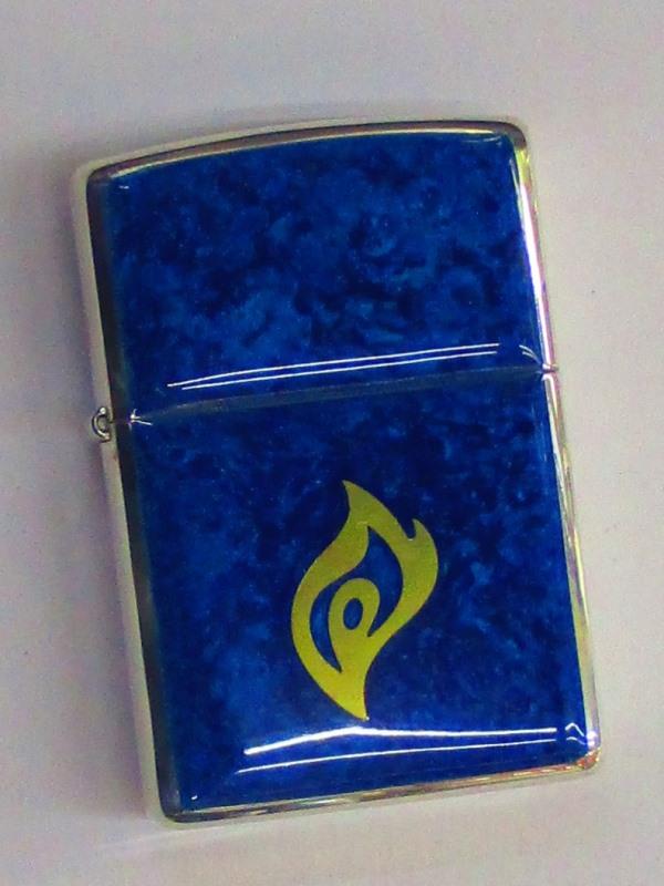 FIRE ファイヤー 缶コーヒー エポキシ加工 アクリルペイントZippo 2001年6月製 未使用 (Z-931)
