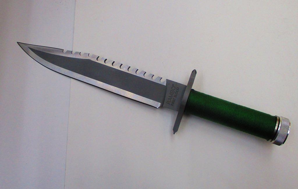 マスターカットラリー ランボーナイフ ランボー1モデル (RB-01) Master Cutlery RANBO FIRST BLOOD