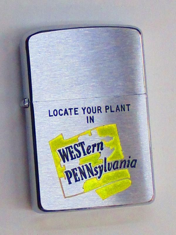 ビンテージZippo ウエスタンペンシルバニア電力 1957年製 難あり (M0146) 1957年製 未使用 未使用 (M0146), 抱き枕長座布団のクッションカフェ:3c834f35 --- sunward.msk.ru