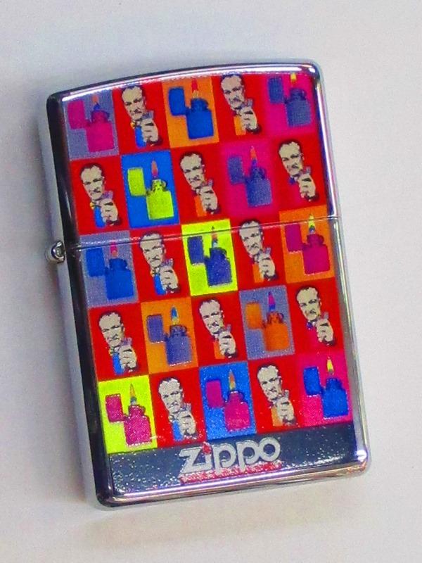 Zippo CLICK 限定品 ポリッシュZippo 2004年9月製未使用 (Z-969)