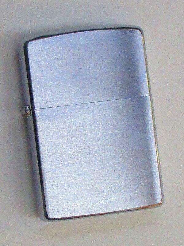 ビンテージZippo 無地 ブラッシュ仕上げ 1983年製 未使用 (MJ-832)