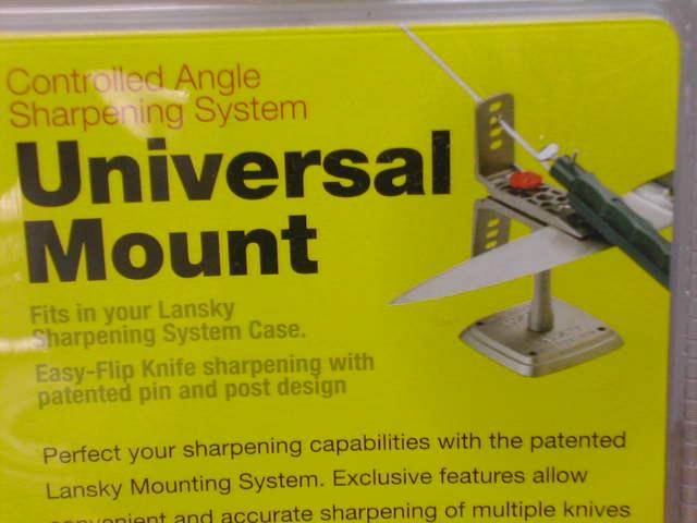 LANSKY Lance key universal mount