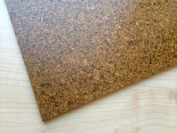 サンゲツ コルクタイルKR-4273 アクリルUV仕上げ床暖対応300x300x4mm厚(1ケース=20枚入)