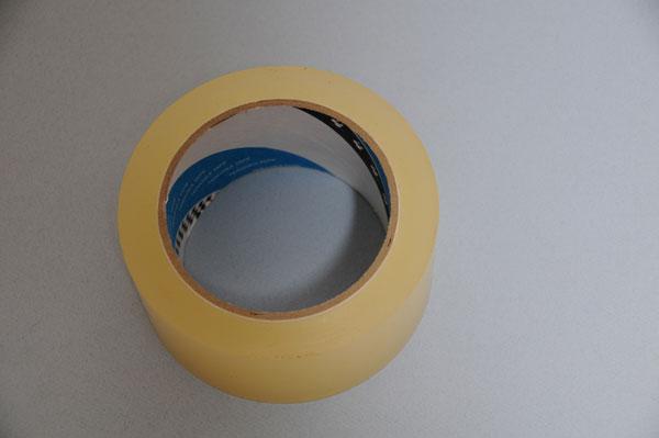 TFリューム、NBリューム用透明テープ(幅50mmx30mx5個入り)