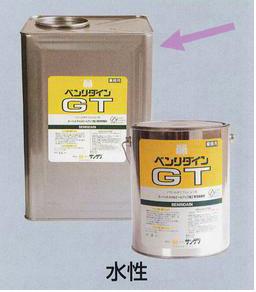 サンゲツ接着剤アクリル樹脂系エマルション型ベンリダインGT18kg缶