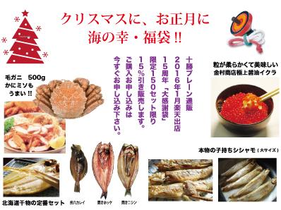 クリスマス・お正月用「海の幸福袋」特別割引!!【smtb-TK】