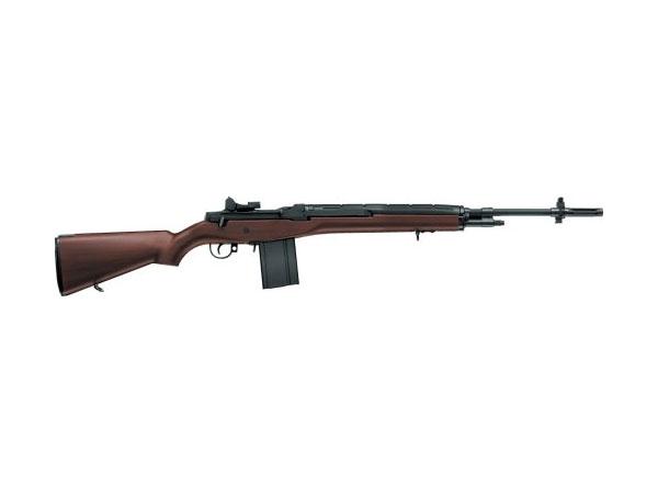 電動ガン スタンダードタイプ U.S.ライフル M14 ウッドタイプストックver. 18才以上用 【ラッピング不可】