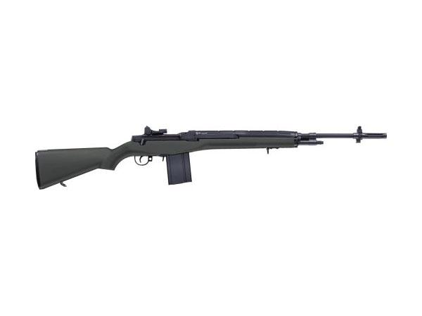電動ガン スタンダードタイプ U.S.ライフル M14 ファイバータイプO.D.ストックver. 18才以上用 【ラッピング不可】