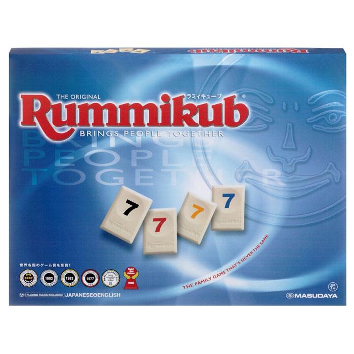 Rummikub 超人気 専門店 ラミィキューブ 入荷済み ラミーキューブ ファミリーゲーム セール 頭脳戦ゲーム ボードゲーム