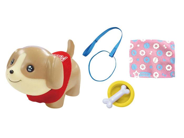 Mel-Chan fever part dog's care set