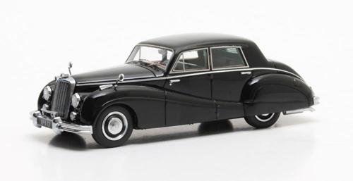 Armstrong Sidderley 346 Sapphire Four Light Saloon black 1953 1/43スケール 国際貿易