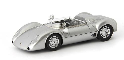 再再販 Porsche 550 Durlite Spider 購入 シルバー 国際貿易 1 43スケール
