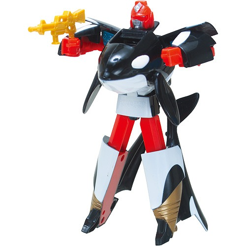 超歓迎された シーバトロンNext シャチ 蒼海の勇者 即納最大半額 変形ロボット
