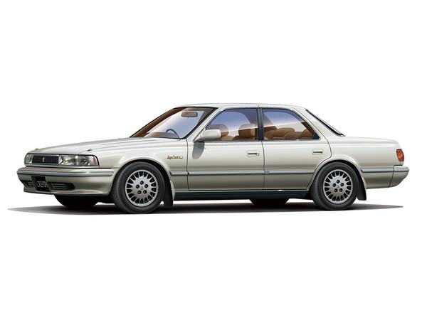 超美品再入荷品質至上 アオシマ プラモデル 1 24 ザ モデルカー トヨタ セールSALE%OFF No.081 クレスタ2.5スーパールーセントG JZX81 '90