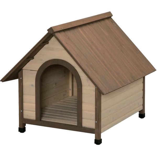 ウッディ犬舎 WDK-900 【ペット 犬小屋 ハウス サークル ドッグハウス お庭 ペット用品 アイリスオーヤマ】【時間指定不可】[irispoint]