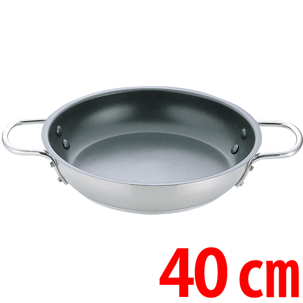 オムレツパン 40cmムラノ インダクション テフロンセレクト【en】【TC】