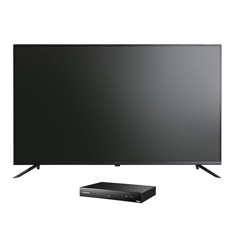 4Kテレビ ベゼルレス 43型 4K対応チューナーセット品送料無料 テレビ 4Kチューナー セット TV 4K 43v 43型 4K対応 チューナー アイリスオーヤマ