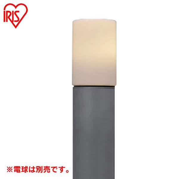 アイリスオーヤマ LED庭園灯 明暗センサー付き 60cm TEE6-E26SIS シルバー