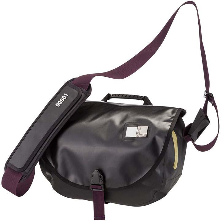 【150円OFFクーポン対象】ADVEL SPLASH メッセンジャー 88200054送料無料 鞄 バッグ サック キャンプ ロゴスBAG 【D】