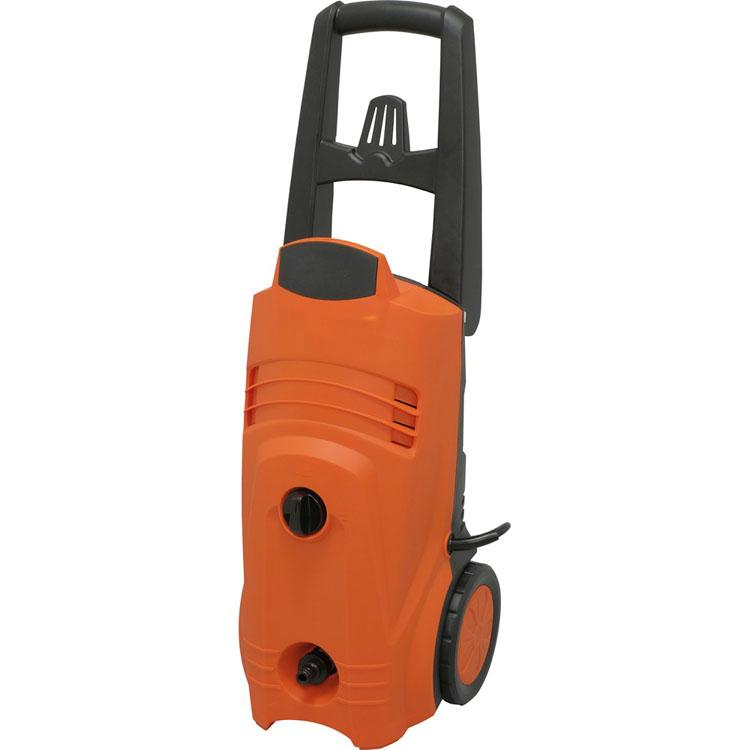 高圧洗浄機 FIN-801EHG-D(50Hz 東日本専用)・FIN-801WHG-D(60Hz 西日本専用) 送料無料 オレンジ家庭用高圧洗浄機 6点セット アイリスオーヤマ 業界最高圧力 静音 アイリス