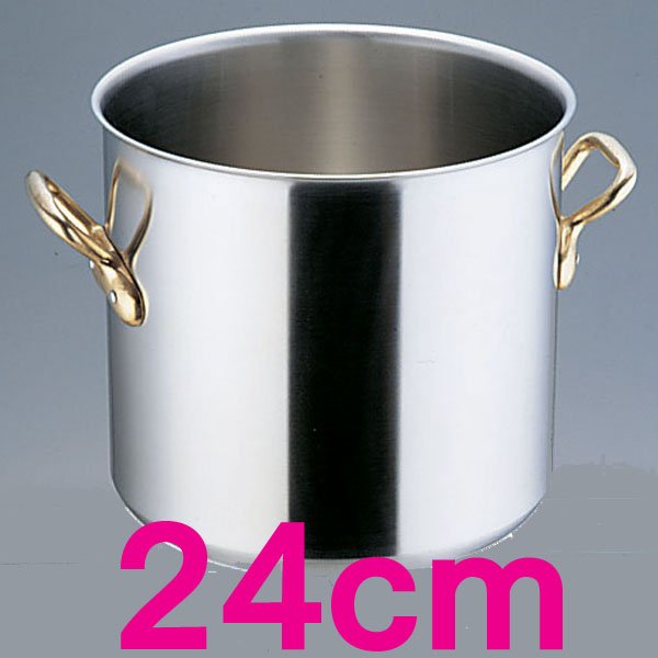 数量限定価格!! エコクリーン 24cm【en】【TC】 スーパーデンジ スーパーデンジ 寸胴鍋 AEK0102 24cm【en】 エコクリーン【TC】, イーグルアイ:2ffa1ab3 --- phcontabil.com.br