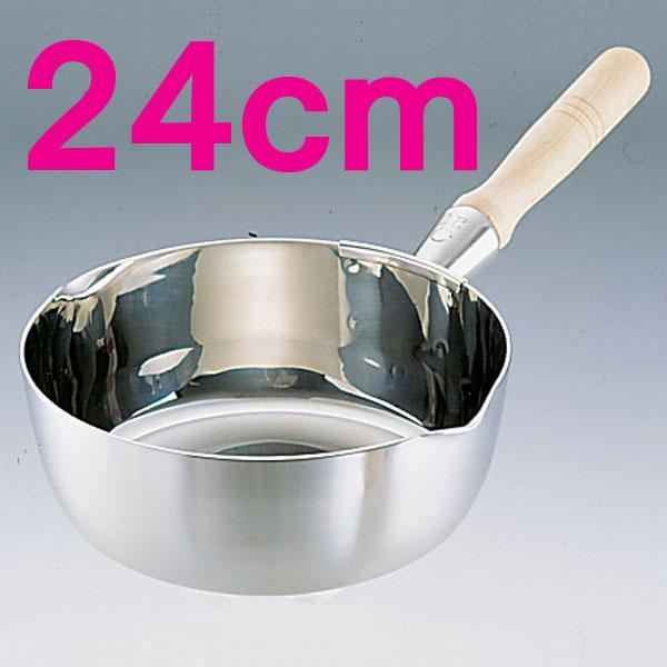 エコクリーン スーパーデンジ 雪平鍋 AEK0504 24cm【en】【TC】