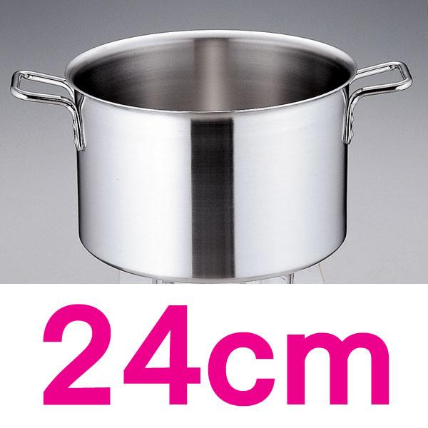 トリノ 半寸胴鍋 AHV9902 24cm【en】【TC】