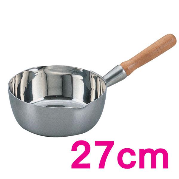 クラッド 雪平鍋 AYK02027 27cm【en】【TC】