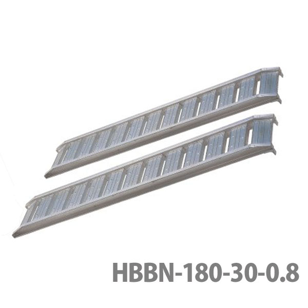 長谷川工業 アルミブリッジ HBBN-180-30-0.8【D】【時間指定不可】