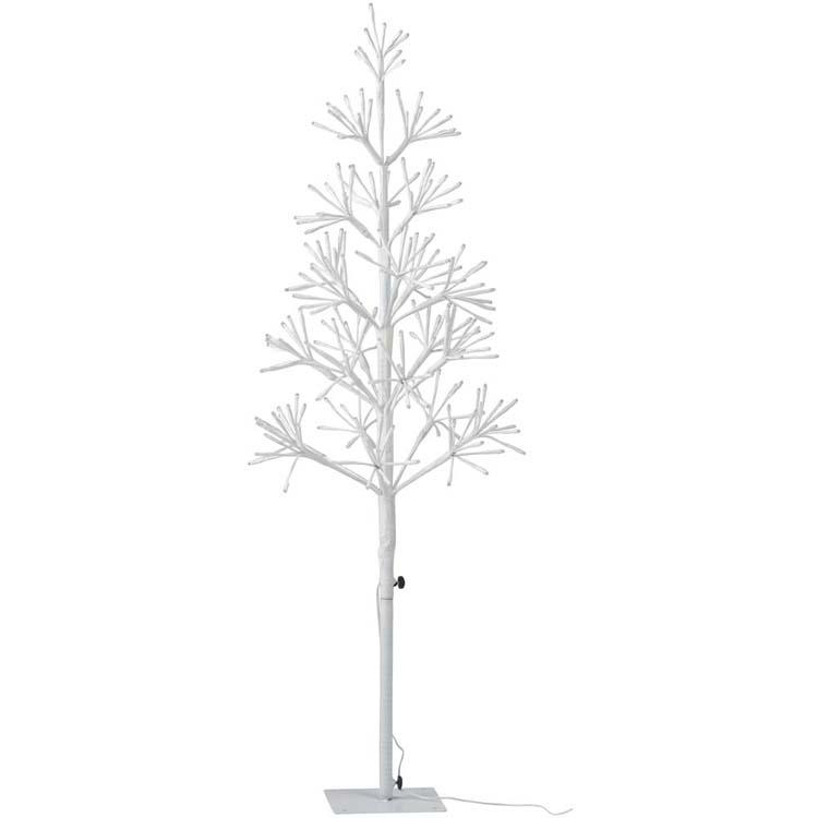 ローボルトクラスターツリーS シャンパンゴールド LGT-ES01S送料無料 イルミネーション ライトアップ 光 電飾 クリスマスツリー クリスマス イベント タカショー 【TC】