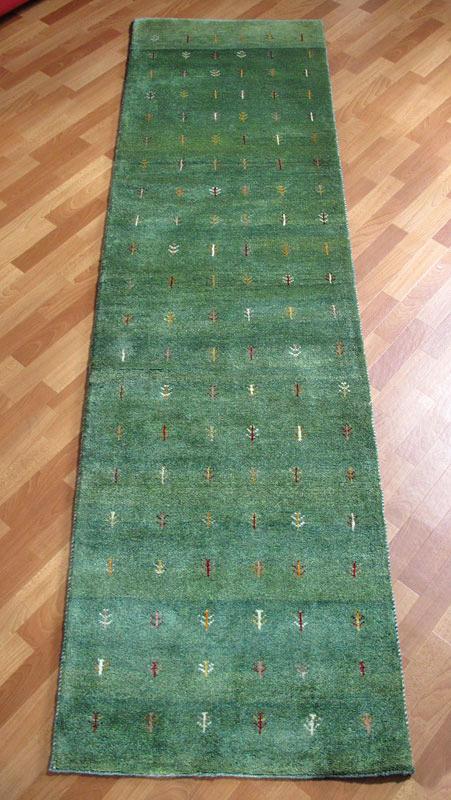 ギャッベ ギャベ/ホシナマイ、細かな上質ランク 291×83cm