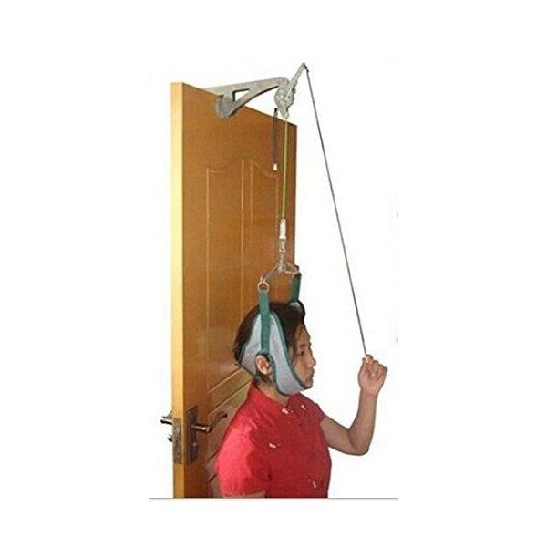 頚椎牽引器 むち打ち セット 通販 激安◆ 豪華な ストレッチ