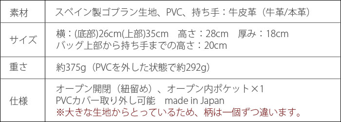 【sapo-nettaサポネッタ】ゴブラン&PVCうさぎ達のA4トートバッグ/トートバッグレディース日本製おしゃれo-sho