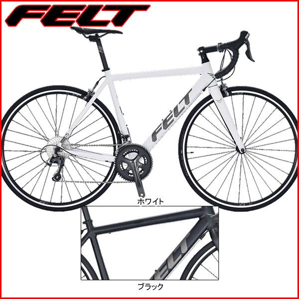 【前後ライト&ケーブルロックプレゼント♪】FELT(フェルト) 2017年モデル F85【ロードバイク/ROAD】