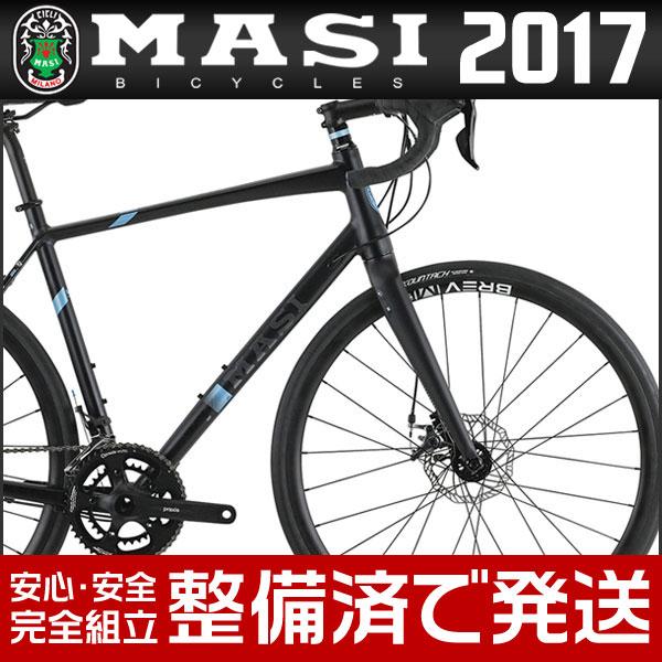 MASI(マジィ) 2017年モデル VOLARE DISC(ヴォラーレ ディスク)【ロードバイク】