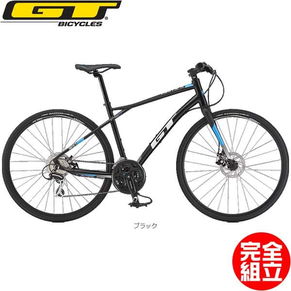 GT ジーティー 2019年モデル TRAFFIC X トラフィックX クロスバイク