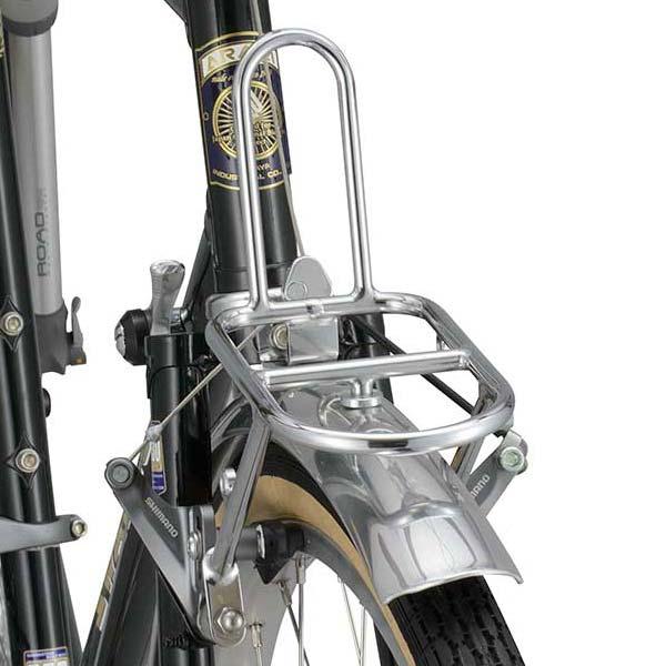 ARAYA オプションパーツ アラヤ CA-RAN お得セット 自転車と同時購入のみ 完全送料無料 NITTO フロントキャリア オリジナル
