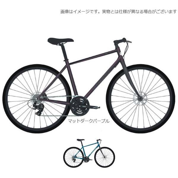 【特典付】KhodaaBloom コーダーブルーム 2020年モデル RAIL DISC EX レイル ディスク EX クロスバイク【ロック プレゼント】