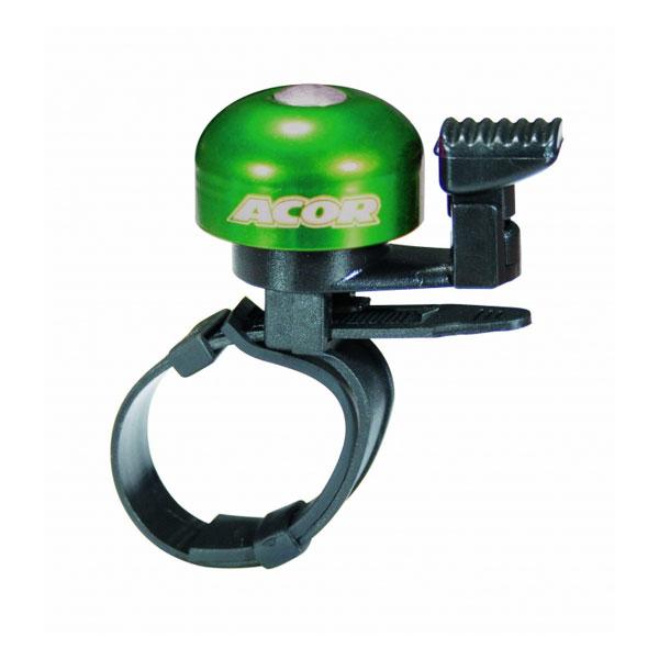 ACOR エイカー ABE-2807 カラーミニベル 大放出セール グリーン 22-31.8mm 購入