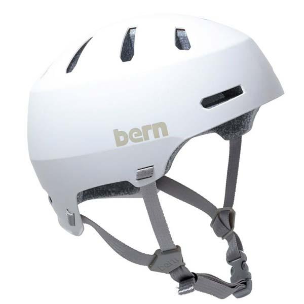 bern バーン MACON 2.0 メーコン2.0 ヘルメット マットホワイト