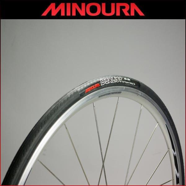 MINOURA(ミノウラ) トレーナー用ロードタイヤ Dualist