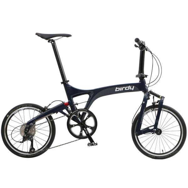 birdy バーディー birdy Air インクブラック 折りたたみ自転車