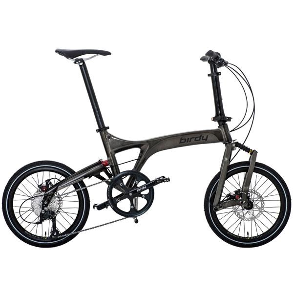 birdy バーディー birdy Standard グラファイト 折りたたみ自転車