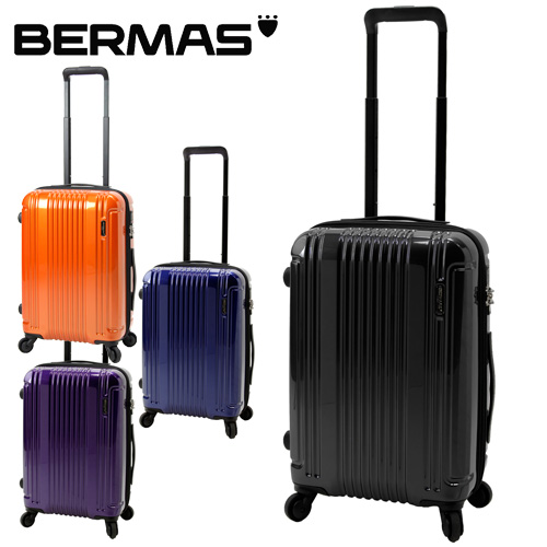 バーマス BERMAS ! ハード キャリー スーツケース 34L 小型 2泊~3泊程度 【CONNECT/コネクト】 [CONNECT 34L/コネクト34L] 60280 メンズ [通販]【あす楽対応】【送料無料】